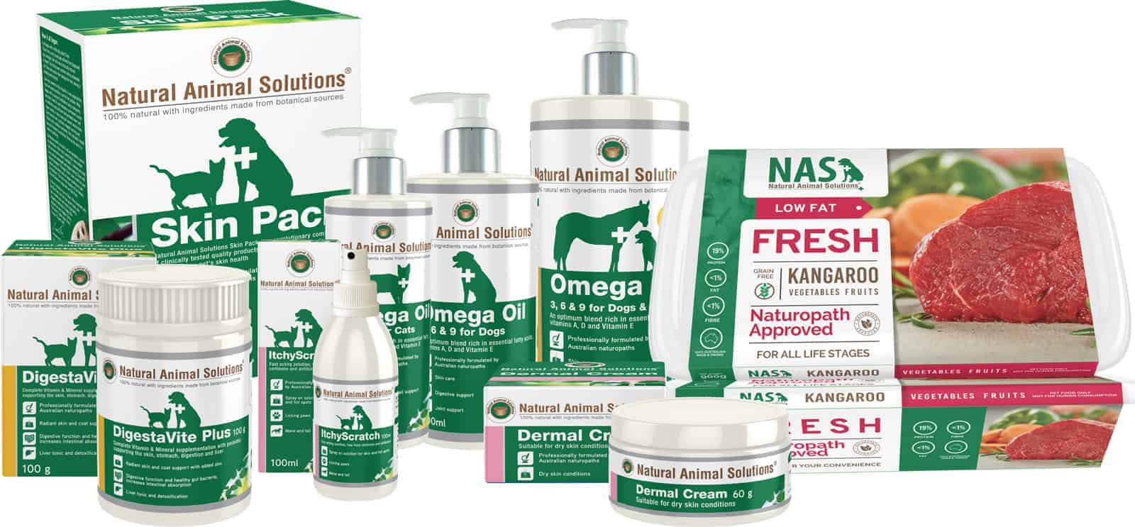 NAS - Home | Natural Animal Solutions